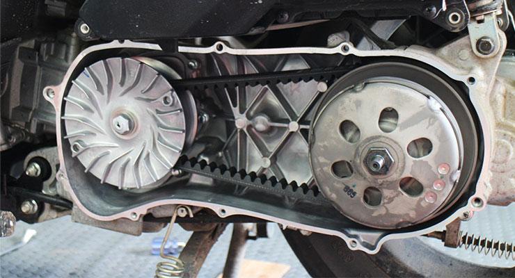 Fungsi Kopling Ganda Motor Matic Cara Kerjanya
