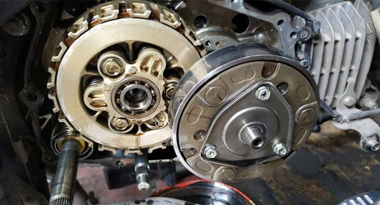 Kopling Motor Tidak Berfungsi dengan Baik