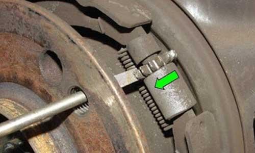 Brake Shoe Adjuster