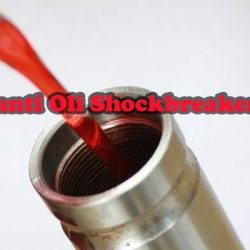 Cara Ganti Oli Shockbreaker Motor Beserta Takarannya