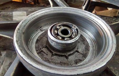 Fungsi Bearing Motor
