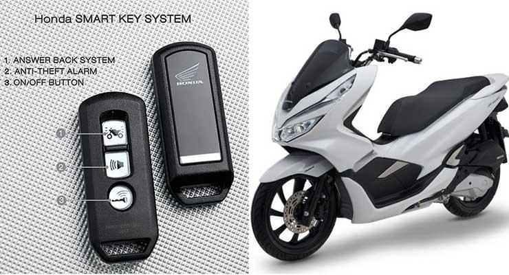 Fungsi Smart Key System
