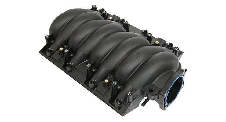 Intake Manifold Mesin Mobil