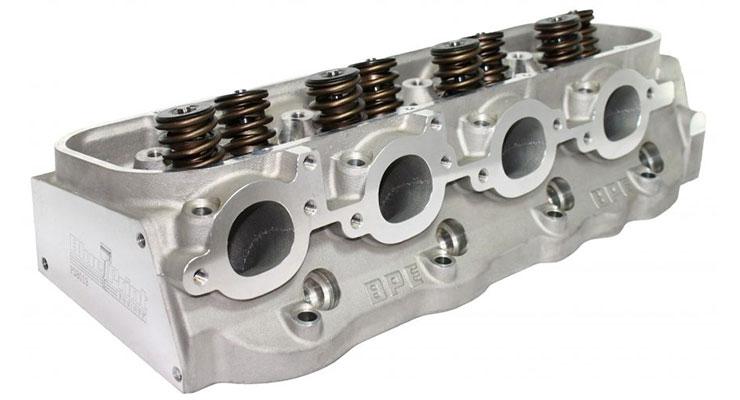 Kepala Silinder Komponen Mesin Mobil