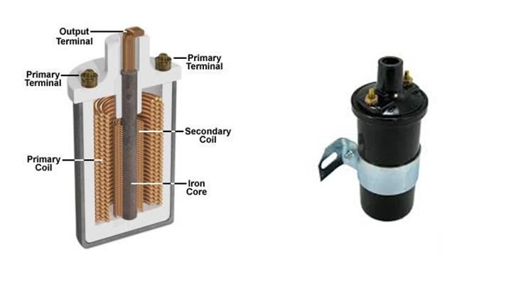 Komponen Ignition Coil