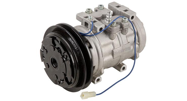 Kompresor AC yang Rusak Penyebab Dengungan Mobil