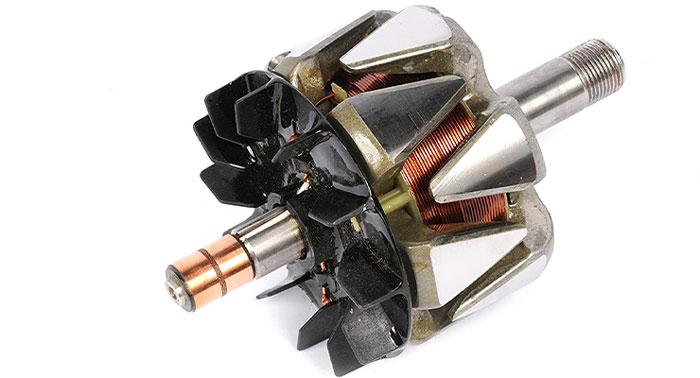 Rotor Aalternator Mobil