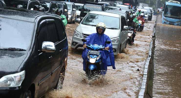 Terlalu Sering Terkena Banjir