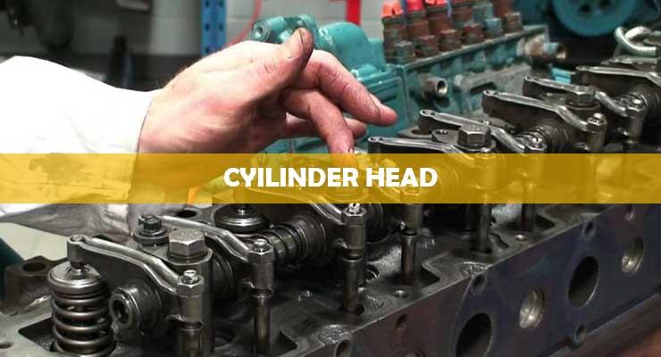 Fungsi Cylinder Head