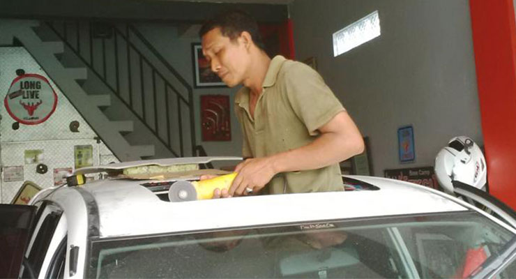 Kisaran Biaya Pemasangan Sunroof Mobil