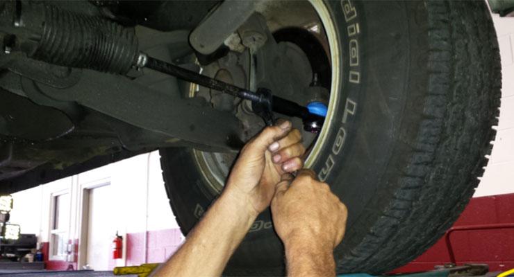 Begini Cara Memperbaiki Tie Rod