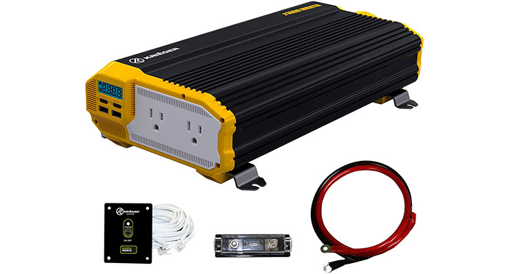 Krieger 2000 Watts Power Inverter