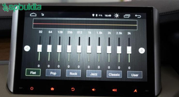 Setting Audio Pada Posisi Nol