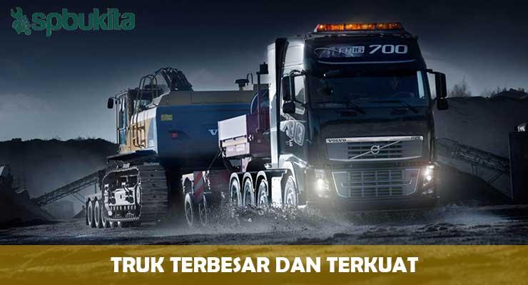 Truck Terbesar dan Terkuat