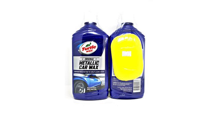 Turtle Wax Metallic Car Wax Rekomendasi Paint Protection Mobil yang Bagus