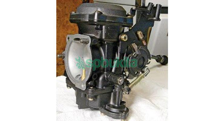 Karburator Kecepatan Konstan Constant Velocity Carburettor