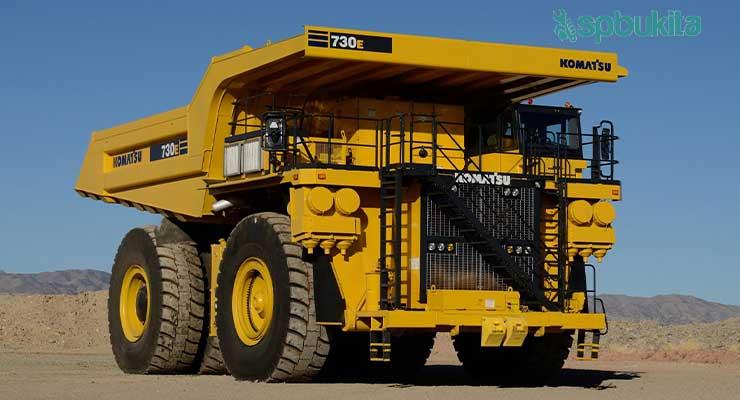 Komatsu 930 3SE