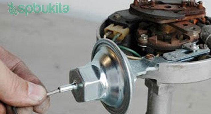 Komponen Atau Bagian bagian Vacuum Advancer