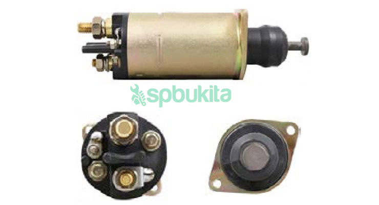 Solenoid Motor Starter
