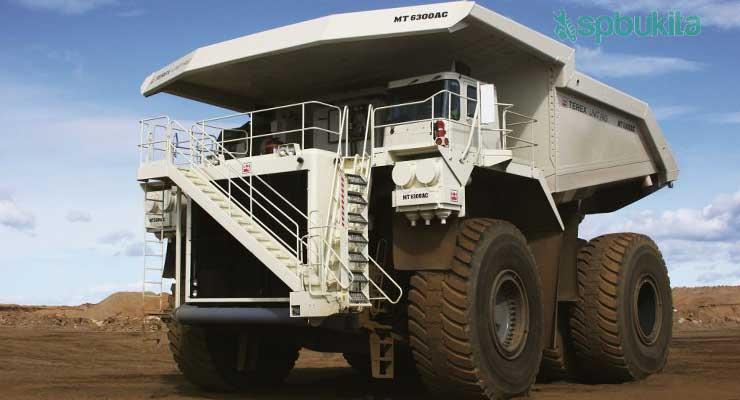 Terex Unit Rig MT6300AC