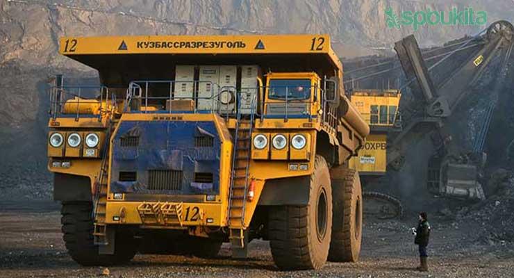 Truk terbesar dan Terkuat BelAZ 75600