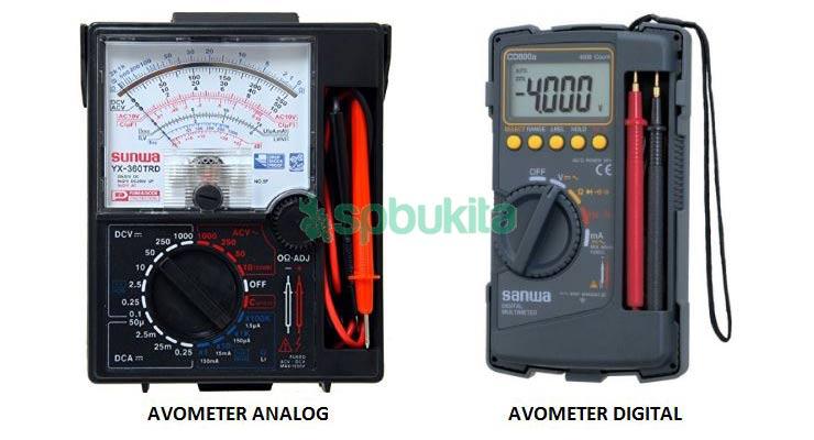 AVOmeter Multimeter