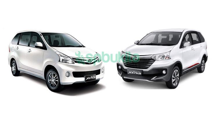 Daihatsu Xenia dan Grand Xenia