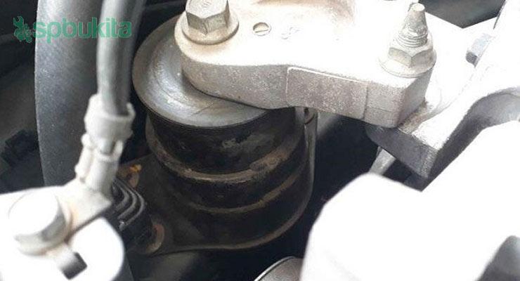 Engine Mounting Mengalami Gangguan