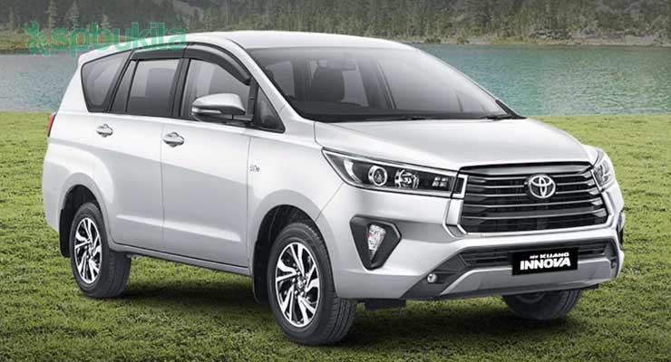 Eksterior Toyota Kijang Innova Reborn