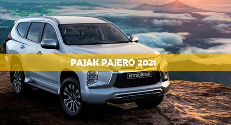 Pajak Pajero 2021. 1