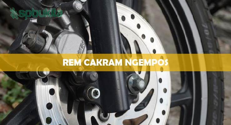 Penyebab Rem Cakram Ngempos