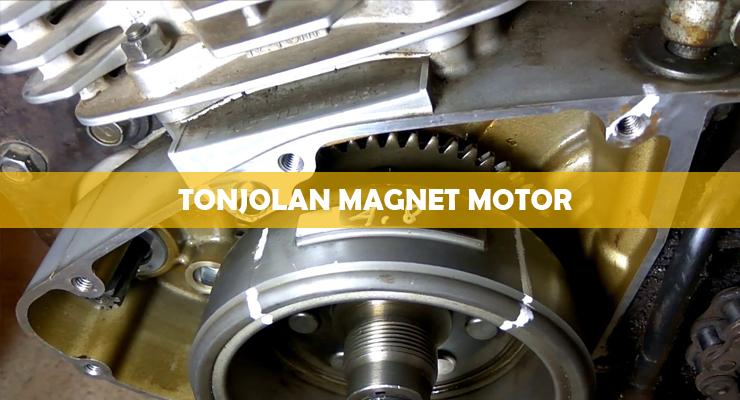 Tonjolan Magnet Motor