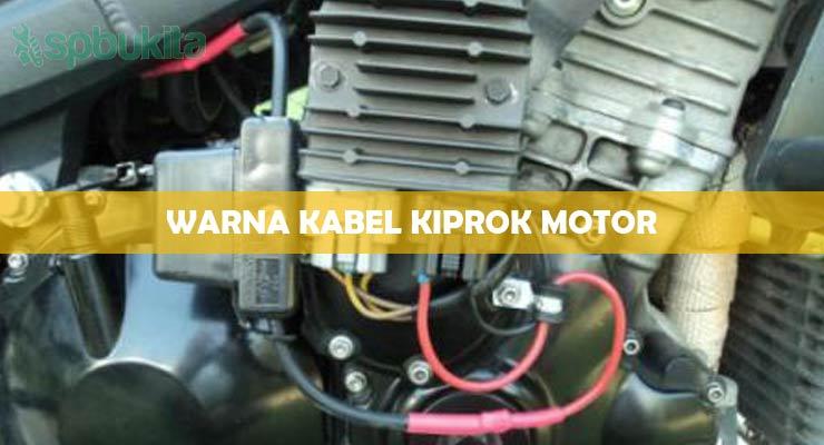 Warna Kabel Kiprok Motor.