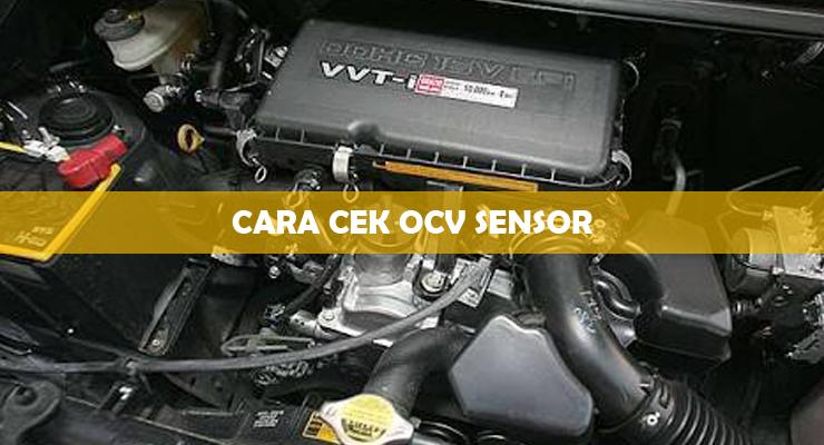 Cara Cek OCV Sensor