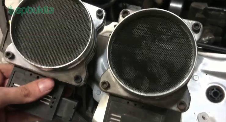 Penyebab Air Flow Sensor Rusak 1