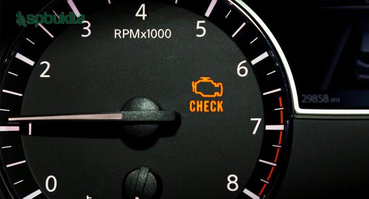 Ciri ciri Oksigen Sensor Mobil Rusak
