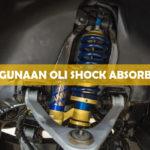 Kegunaan Oli Shock Absorber